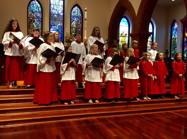 Youth Choirs 2016