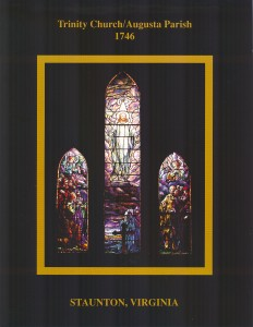 Trinity Windows Booklet