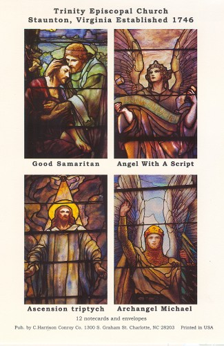 TrinityWindowsNoteCards