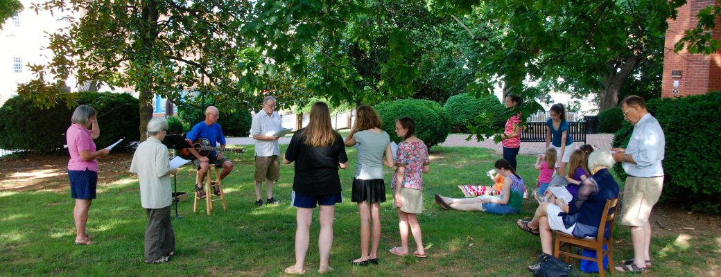 Mass on the Grass: June 15 at 6pm