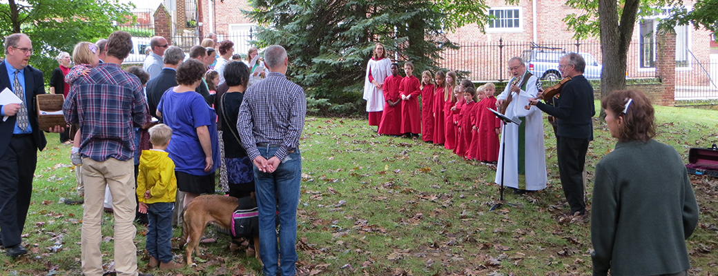 NEW Blessing of the Animals Photos