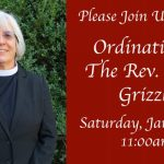 The Ordination of The Rev. Anne Grizzle